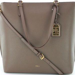 Ralph Lauren Anfield Abbey Tote Handbag